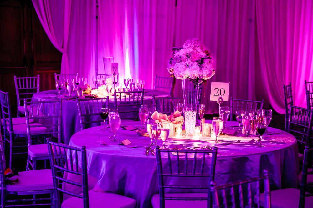 should i have uplighting at my wedding reception natalie